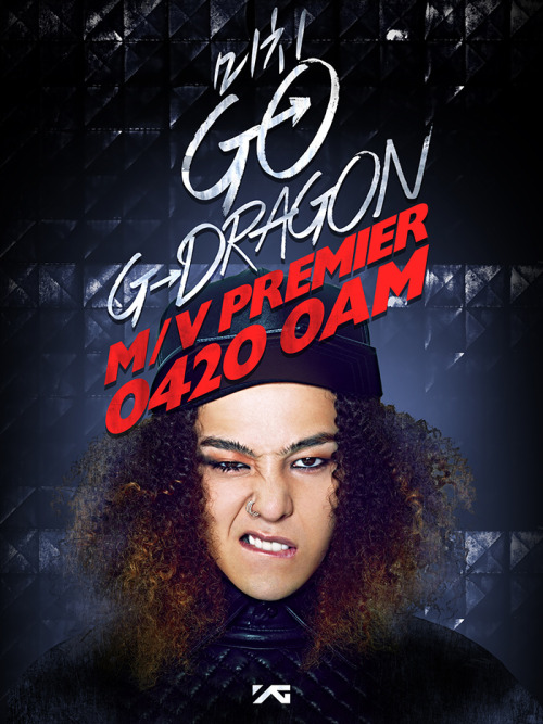 G-Dragon Michigo MV Premier 4/20 Source: http://www.yg-life.com