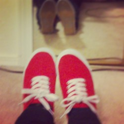 Day 15: Shoes (: #day #15 #shoes #red #rawr #cute #like #meep #merp #tagsforlikes #c: #c; #adorable #pretty