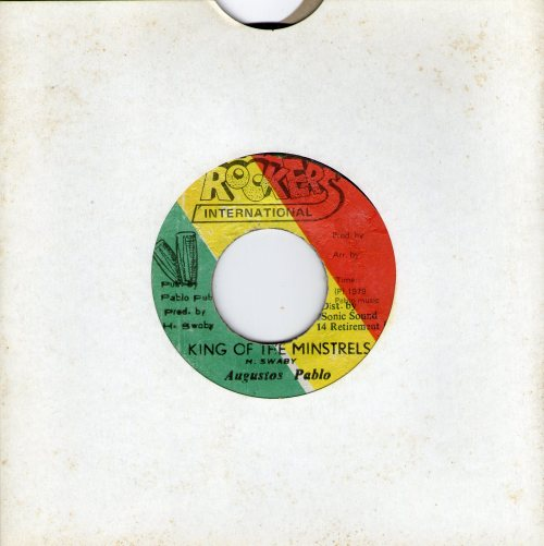 King of the Minstrels / Augustus Pablo
