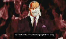 "metalocalypseheadcanons:  ""He's the reason why Charles didn't die in the Season 2 finale, and he's the reason Toki's still alive. Charles knows this, and that's why he thinks that Toki's still out there.""  this is mine btw :)"