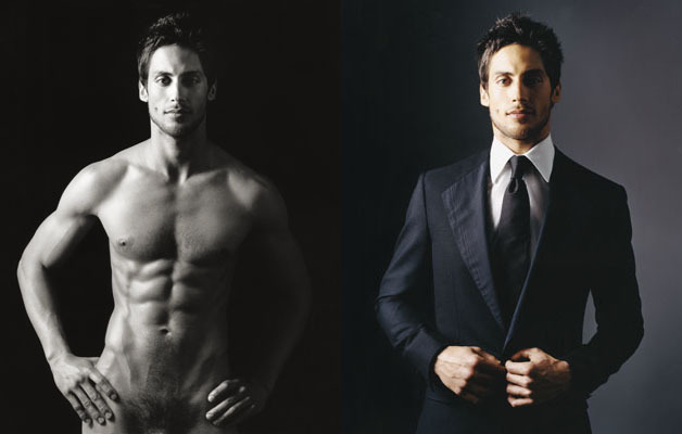 fatmale-nomore:  Suits are so deceptive. ;)