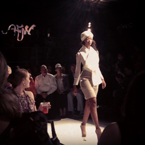 Favorite collection of the night @atxfashionweek: Lilly Lorraine #afw2013