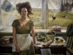 artpropelled:  Andrea Kowch