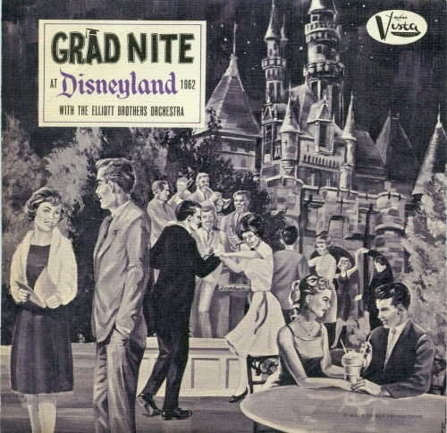 Grad  Nite at Disneyland, 1962