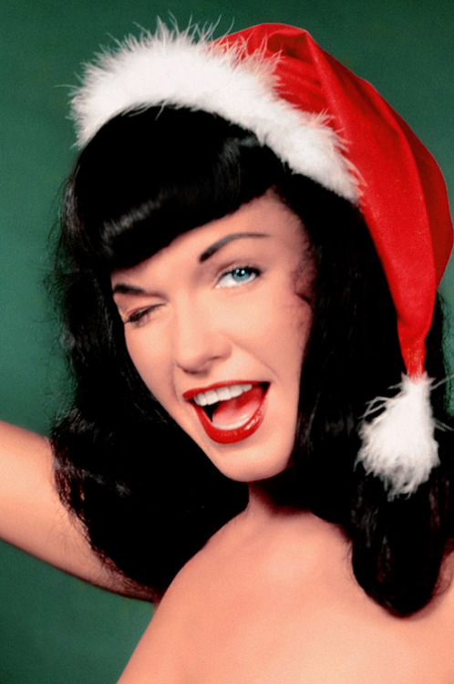 vintagegal:  Bettie Page, 1955