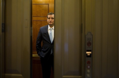 "Ted Cruz Responds: Harvard Law Really Was Full of Communists - The New Yorker:  Senator Ted Cruz has responded to The New Yorker's report that he accused Harvard Law School of having had ""twelve"" Communists who ""believed in the overthrow of the U.S. Government"" on its faculty when he attended in the early nineties. Cruz doesn't deny that he said this; instead, through his spokesman, he says he was right: Harvard Law was full of Communists.  His spokeswoman Catherine Frazier told The Blaze website that the ""substantive point"" in Cruz's charge, made in a speech in 2010, was ""was absolutely correct."" She went on to explain that ""the Harvard Law School faculty included numerous self-described proponents of 'critical legal studies'—a school of thought explicitly derived from Marxism—and they far outnumbered Republicans."" As my story noted, the Critical Legal Studies group consisted of left-leaning professors like Duncan Kennedy, who is a social democrat, not a Communist, and has never ""believed in the overthrow of the U.S. Government.""   Hypocrite much!? h/t:  The New Yorker"