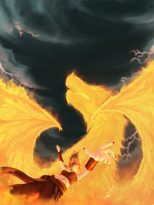 eatsleepdraw:  Fiery Bond by Diego D'Andrea Blog | Portfolio