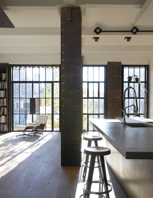 olsonkundig:  East Village Apartment by Olson Kundig Architects. 2010. Photo: Jason Schmidt