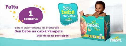 Just came across another image from our Pampers shoot in Brazil! How cute is this little baby?