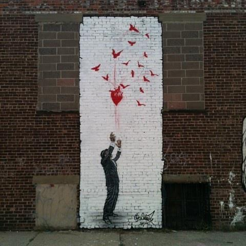 Nick Walker in New York, USA