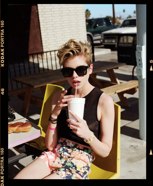 urbanoutfitters:  The Festival Lookbook / Photography by Rene Vaile