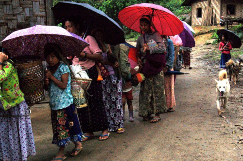 A serious threat to peace in Myanmar  from Crisis Group's blog, Resolving Conflict in South East Asia By Jim Della-Giacoma The fighting in Kachin areas – the Kachin State itself and Kachin-majority parts of northern Shan State – has been one of the most serious threats to peace during Myanmar's transition since it erupted in June 2011, ending a seventeen-year-long ceasefire.  It remains the last of Myanmar's decades-long ethnic conflicts not currently to have a ceasefire. Since Crisis Group first raised concerns in November 2011 about the grave consequences the breakdown of the ceasefire could pose for the country's New Peace Initiative, other Storm Clouds have gathered on the country's horizon, including virulent inter-communal violence in Rakhine State. These are serious challenges that must be overcome if Myanmar is to keep its broadly positive transition on track. But as Myanmar can see from the Indonesian experience, transitions are complicated, long, and often messy processes. They do not always end up as those who advocated or started them intended. There are many deviations and frequently bumps in the road. FULL POST (Crisis Group) Photo: AK Rockefeller/Flickr