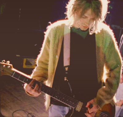18/50 favorite photos of Kurt Cobain