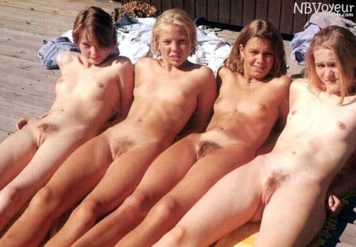 North dakota girls nude