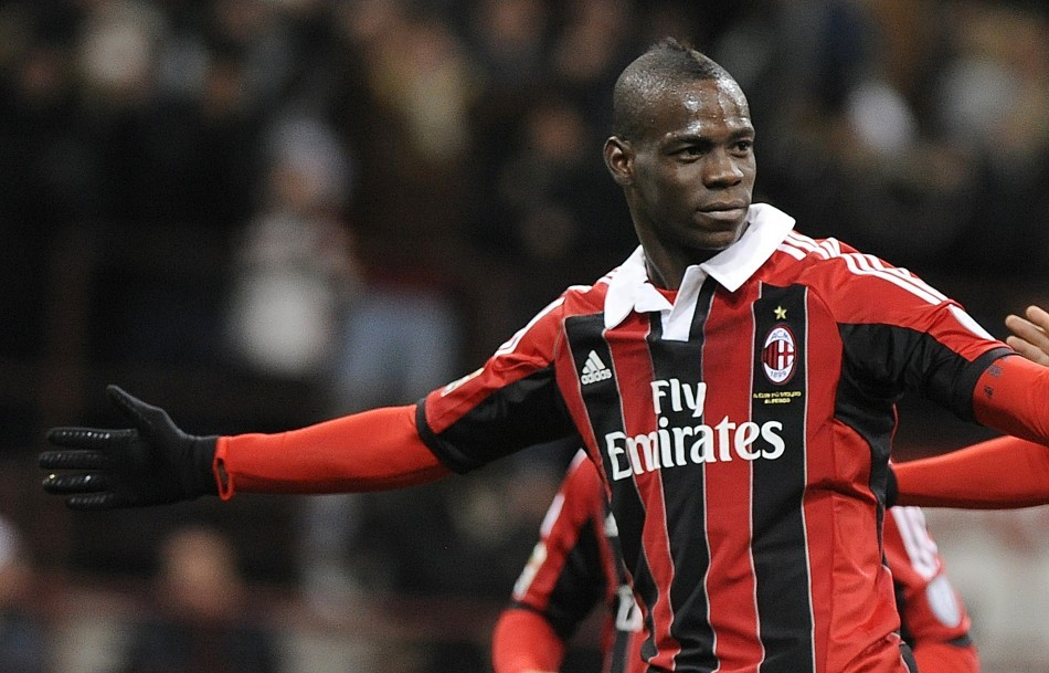Mario Balotelli is 'Our Household's Little Nigger' says Silvio Berlusconi's Brother Paolo [VIDEO] http://www.ibtimes.co.uk/articles/431595/20130205/silvio-berlusconi-mario-balotelli-paolo-nigger-brother.htm