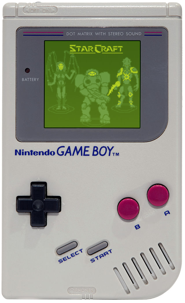 rectocerebralmethod:  StarCraft in Gameboy. I can't believe I've wasted my ENTIRE DAY for this crap.
