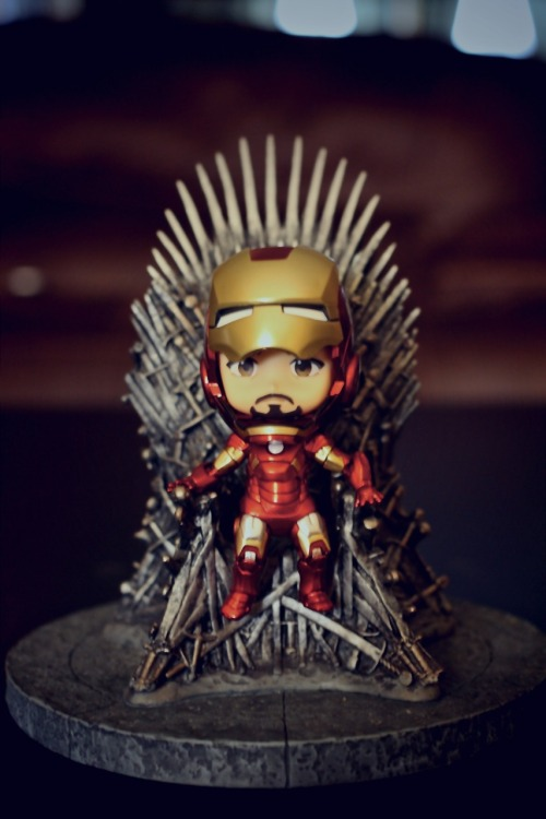 sailor-crashoverride:  Finally! A Stark on the Iron Throne!