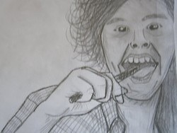 haroldstars:  favorite drawing of harry