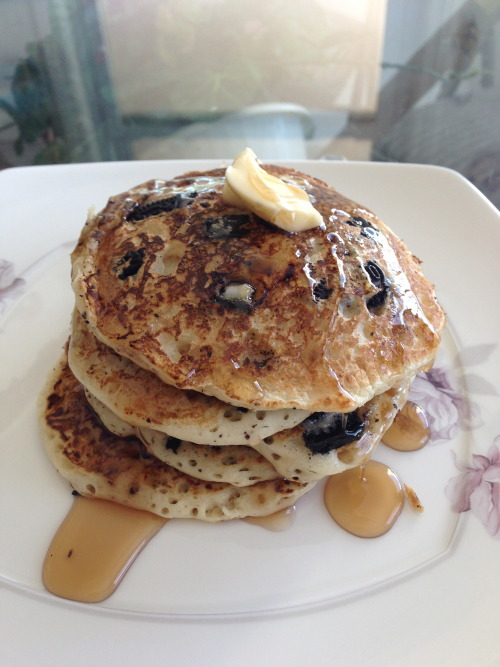 I will forever reblog pictures of pancakes❤