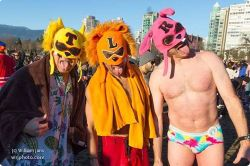 """Join some refreshing dips for a refreshing dip!"""" #polarbearswim #2017 will be another bunch of silliness. My 30th maybe! All welcome. I think the ocean can hold us all. contract me by cell if you want to join 604-209-5050. 1:45 pm or so at #Englishbay #Vancouver. ⠀⠀FACTS VS FALLACIES: ⠀⠀1) MYTH: It is too early (FACT: no, its at 2 pm, silly!)⠀⠀2) MYTH: I'll be cold when I get out (FACT: You'll be cold when you are IN, but I just drip dry upon exit since air is so much warmer than the water you exited, I (personally) feel toasty for a while)⠀⠀3) MYTH: I can't go in the compound unless I plan to get wet (FACT: There are no polar bear police. If there were, they could not write a ticket without opposable thumbs)⠀⠀4) MYTH: I will be cold (FACT: ya sure, but If you wear something to keep your feet warm from the cold sand you will be much more comfy. Wetsuit boots for the win!). ⠀⠀⠀⠀So no more excuses. Come along and join in this foolish ritual. Thanks William Jans PBD (polar bear devotee) (at English Bay Beach)"""