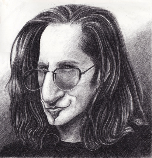 artbyraven:  Geddy Lee November 2012