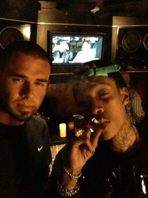Wiz Khalifa - Theres some high new stuff comin' ! w/ @wizkhalifa