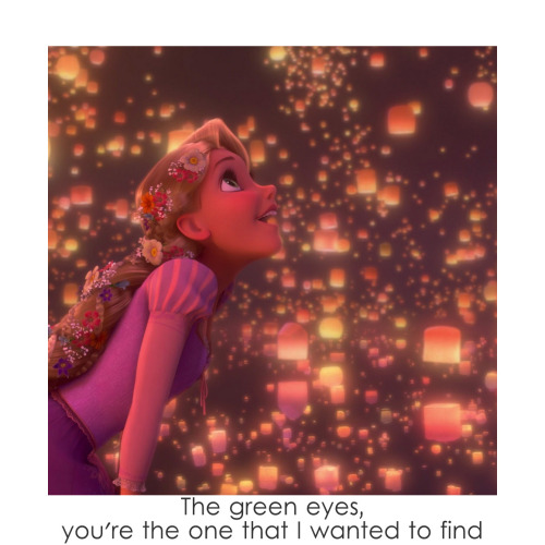 technicolordisney:  Tangled/Coldplay