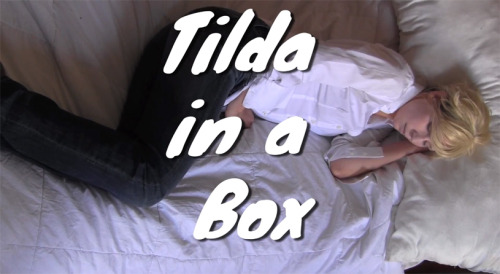 Tilda Swinton is in that box and Beth in Show has got an exclusive interview!