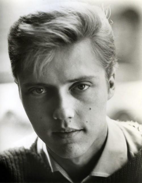 Christopher Walken, Scarlett Johansson - Remember when Christopher Walken looked like Scarlett Johan