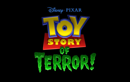 "disneypixar:  We're excited to announce ""Toy Story of Terror,"" a new animated short coming to ABC this Halloween!  YES."