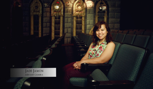 Meet Jade Jamon, Checkmate's fabulous Assistant Camera. Jade is currently a student at The Art Institute and is working on her senior thesis. We were very lucky to have Jade on the Checkmate team and we look forward to sharing her behind-the-scenes interview with you!