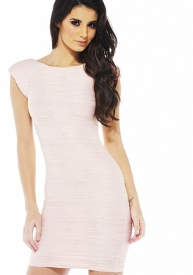Ripple Bodycon Dress by AX Paris http://goo.gl/RLKtQ
