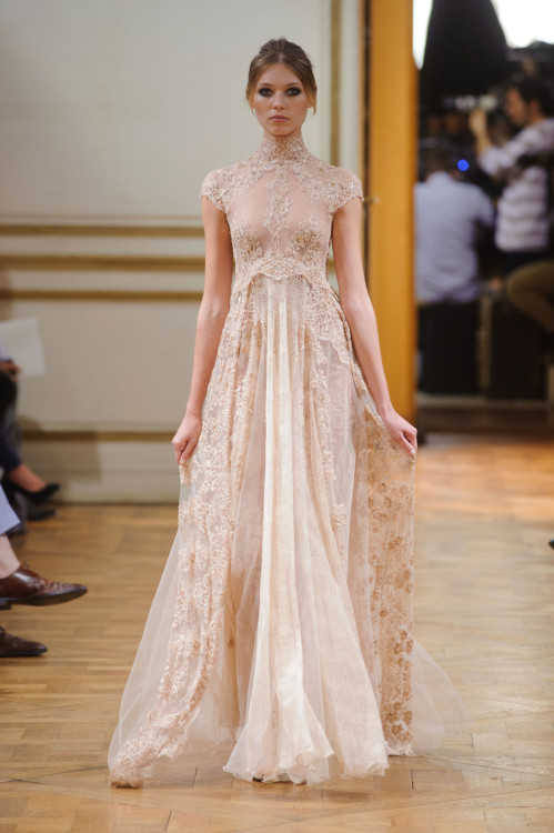 Zuhair Murad HC FW 2013.14  this will be my wedding dress