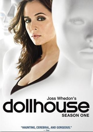 I'm watching Dollhouse                        Check-in to               Dollhouse on GetGlue.com