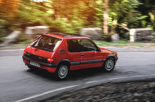 untitled on Flickr.Via Flickr: Peugeot 205 GTi © All rights reserved.Like me on Facebook