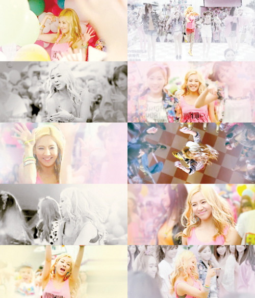 kimhyoyeon-snsd:  story about hyoyeon: love&girls [screen cuts]