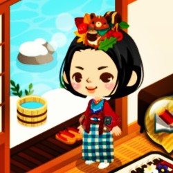 My new #LINE play look <3