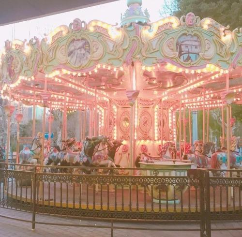 pastel carousel | Tumblr