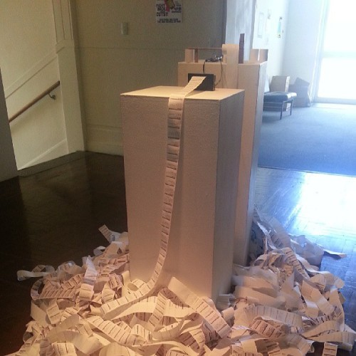 sadgi:  Someone made a thing that prints out tweets directed to jbeibs