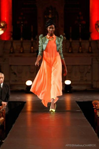 Highlights from Black Fashion Week Montreal 2013 Designer: Adama Paris Photo Credit:MATHIEU CHARROIS PHOTOGRAPHE cutfromadiffcloth.tumblr.com