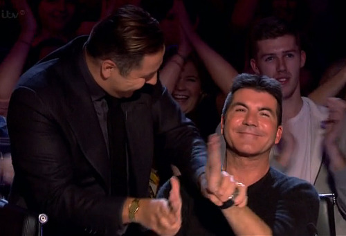 Over 100 HD screen grabs from this week's Britain's Got Talent HERE