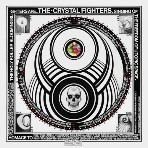 hypem:  Album premiere: Crystal Fighters' Cave Rave Is it sunny where you are? You'll probably have a good time listening to this.