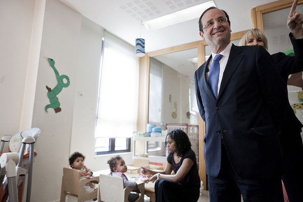 "motherboardtv:  France Will Now Pay for the Full Cost of Abortions Sticking to his campaign promise, French President François Hollande and the French state will now pay for 100 percent (!) of the cost of abortions. Not only that, teenage girls between the ages of 15-18 will have the option for free and anonymous birth control. Prior to April 1st, French women over 18 could receive only 80% of the cost of an abortion covered, an operation that can cost up to 450 euros. This medical change is part of the 2013 social security budget, and France also hopes to increase the sharing of free contraceptives in an effort to cut down the total number of abortions in general — as there were close to 12,000 abortions performed in France last year. CONTINUE - by Zach Sokol  Reblogging PURELY for the ""sticking to his campaign promise""."