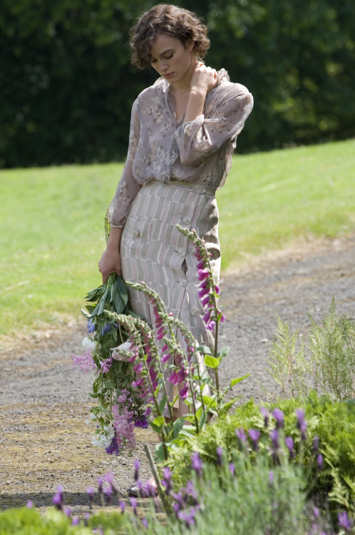bohemea:  Keira Knightley in Atonement