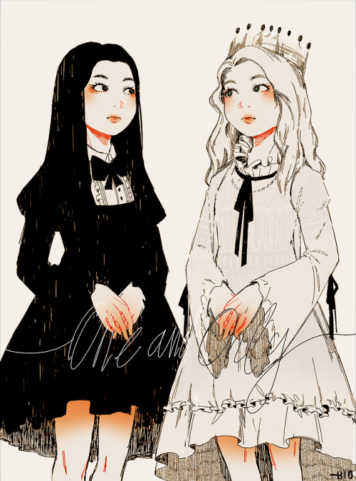 go won LOONA one&only kpop gg my art