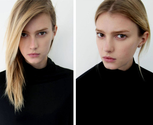 Sigrid Agren at Elite