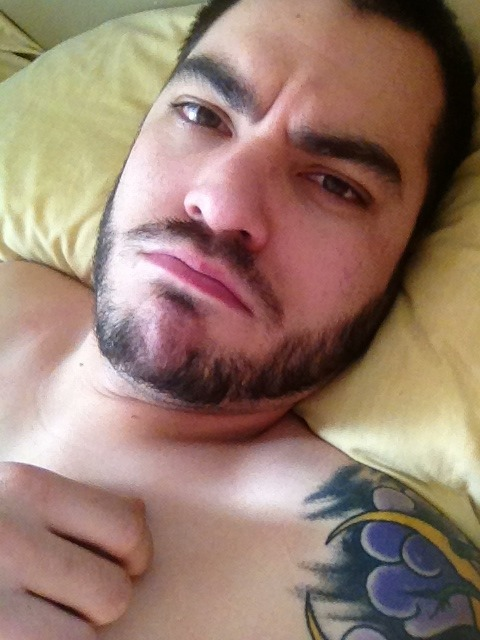 I don't want to get up. Nap time. Bleh.