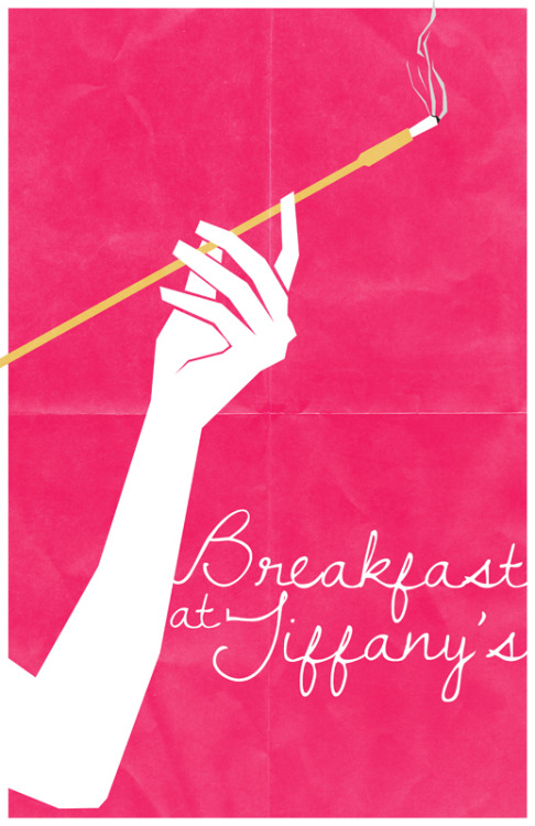 Breakfast at Tiffany's Available for purchase here.