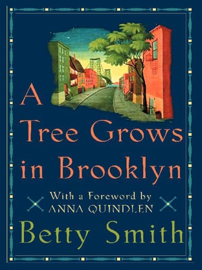 Now Reading: A Tree Grows in Brooklyn By: Betty Smith. 1943.