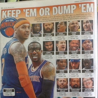 #knicksnation